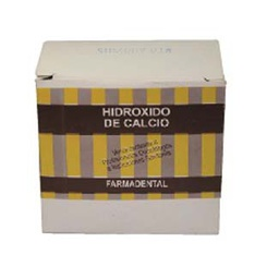 [C003423] Hidróxido de Calcio, Avío: 20 grs + 20ml. FARMADENTAL