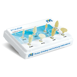 [C003702] Kit de pulido composite RA210. EVE